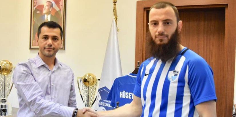 Erzurumspor, Aykut Demir'le anlaştı