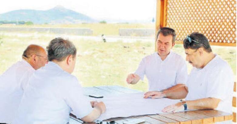 Bergama, kısa sürede doğalgaza kavuşacak