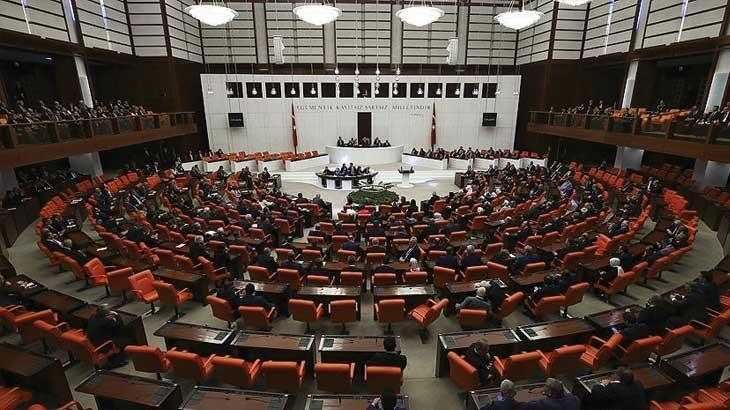Yargı paketi tatilden önce Meclis'e gelebilir