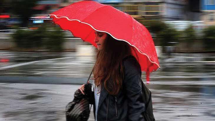 Meteoroloji duyurdu! O illere yağmur geliyor