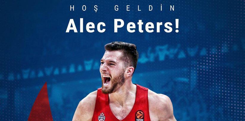 Alec Peters, Anadolu Efes'te!