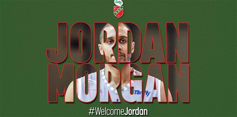 Jordan Morgan artık Karşıyakalı