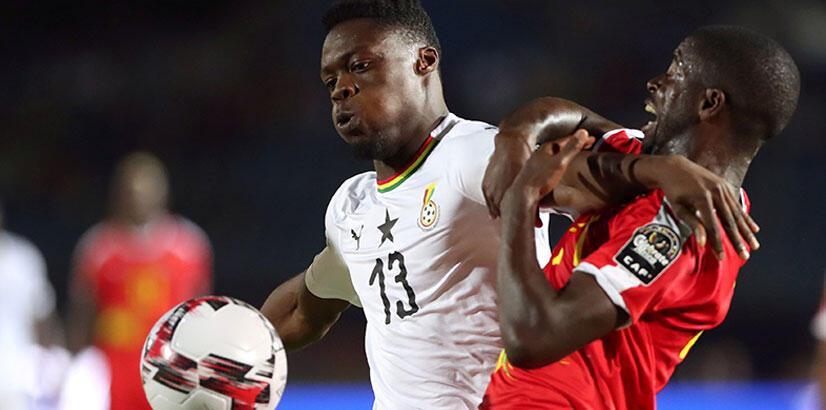 Gana'da gündem Ekuban