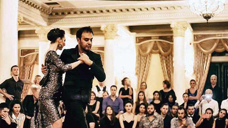 Tango buluşması