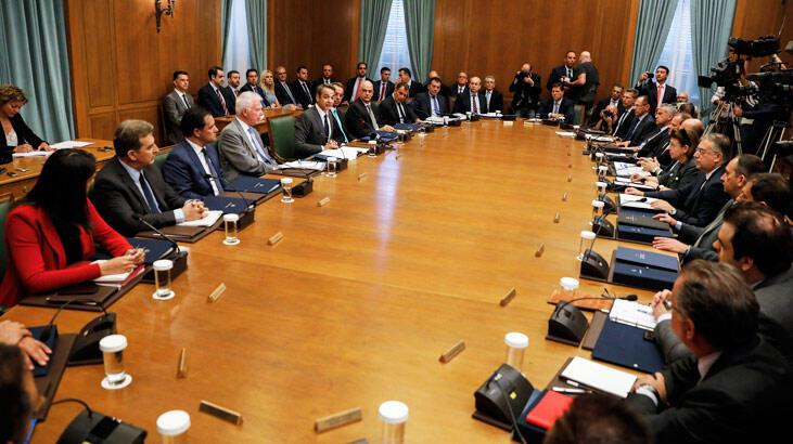 Miçotakis: Yunanistan'da yönetim modelini değiştiriyoruz