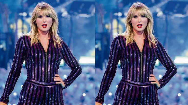 En çok kazanan Taylor Swift