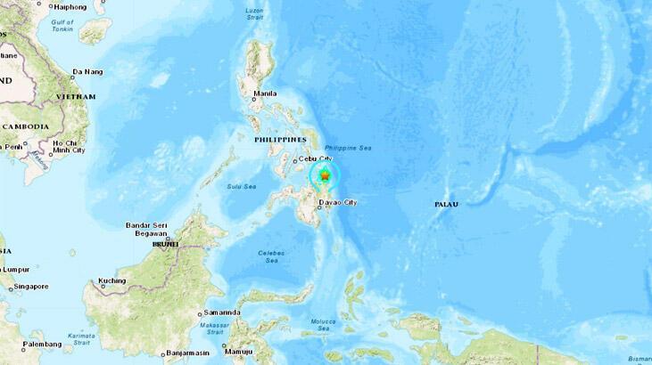 5.8'lik depremde 25 yaralı