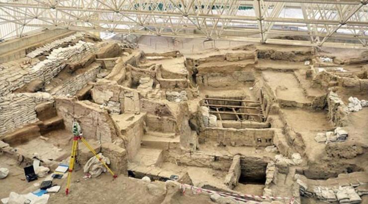 Çatalhöyük ve Alacahöyük nerededir? 2019 KPSS A Grubu sorusu