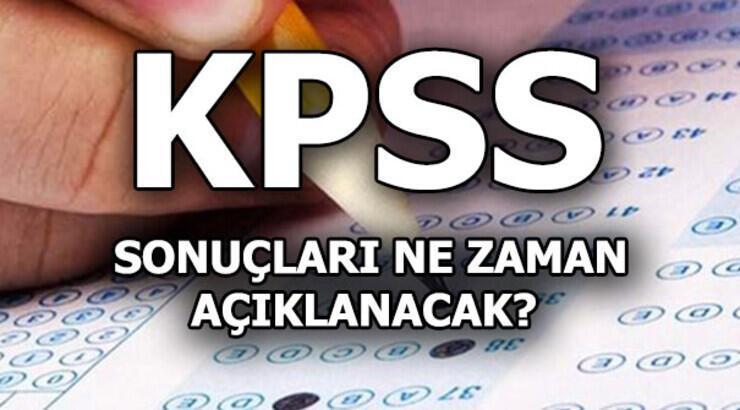 KPSS sonuçları ne zaman açıklanacak? 2019 KPSS soru ve cevapları yayımlandı!