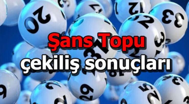 Şans Topu sonuçları belli oldu (17 Temmuz MPİ Şans Topu çekiliş sonuç sorgulama ekranı)