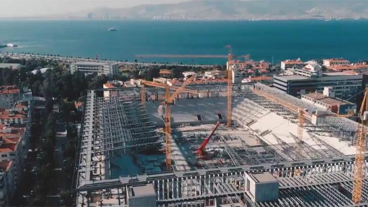 Göztepe yeni stadını Beşiktaş ile açacak