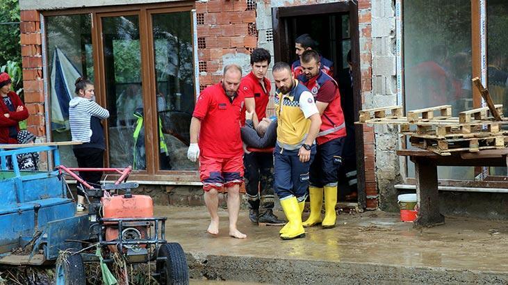 Düzce'de yaşanan sel felaketiyle ilgili son durum