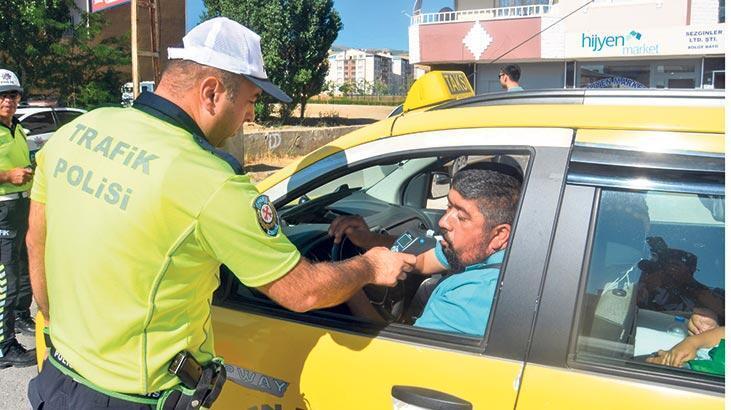 Taksi denetimi