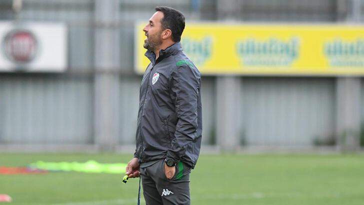 Yalçın Koşukavak: Bursaspor'u Süper Lig'e taşıyacağız