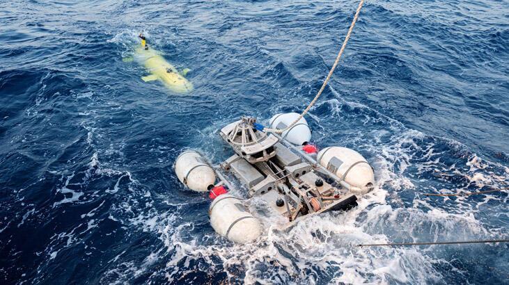 Kayıp Fransız denizaltısı Minerve'in enkazı 51 yıl sonra bulundu