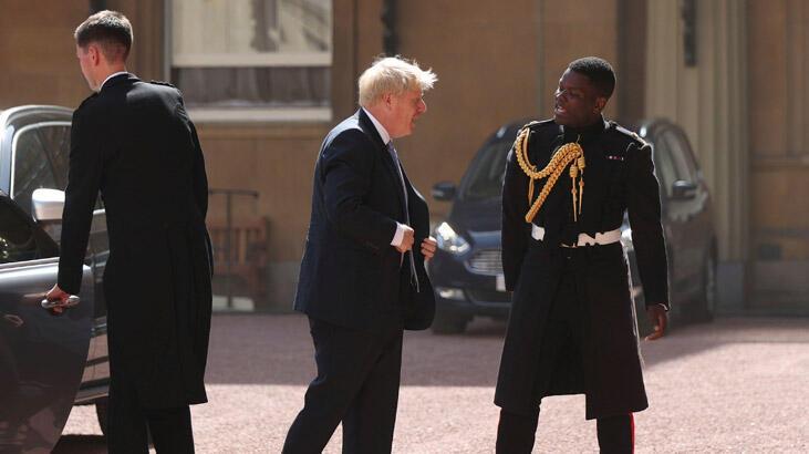 Johnson İngiltere Başbakanı oldu!