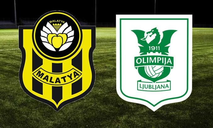 Yeni Malatyaspor Olimpija Ljubljana maçı ne zaman saat kaçta hangi kanalda? İlk 11'ler...