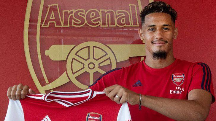William Saliba, Arsenal'de! 30 milyon euro karşılığında...