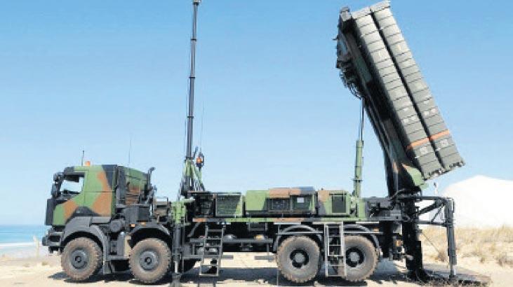 MSB: SAMP-T füzeleri güneyde konuşlanacak