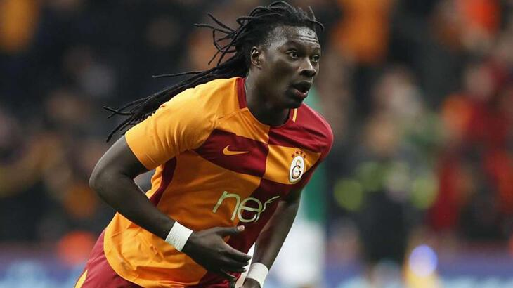 Bafetimbi Gomis: Türkiye'de Galatasaray'dan başka takımın formasını giyemem