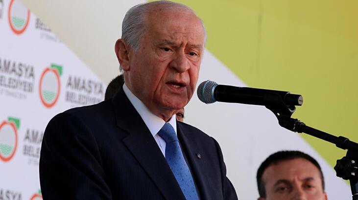 Son dakika... Devlet Bahçeli: Suriye'nin kuzeyinde acilen güvenli bölge kurulmalı