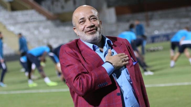 Adana Demirspor Başkanı Murat Sancak'tan Eskişehirspor'a anlamlı destek