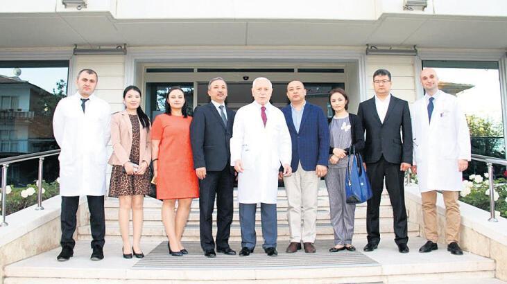 Başkent Üniversitesi dünyaya bilim ihraç ediyor