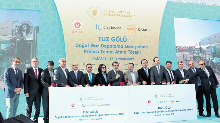 Dünyanın en büyük doğal gaz deposu