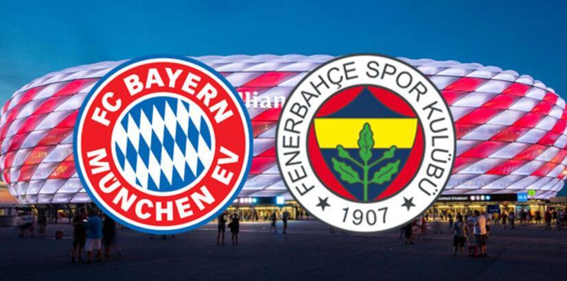 Bayern Münih-Fenerbahçe Audi Cup maçı ne zaman saat kaçta hangi kanalda? İlk 11'ler belli oldu...
