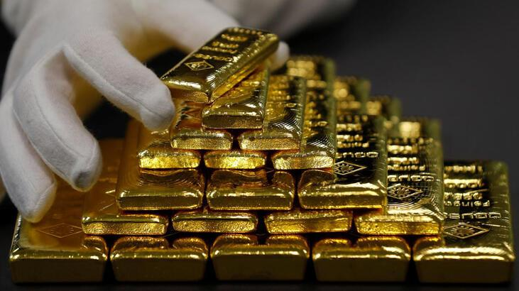 """Merkez bankalarının rezervlerinde """"altının"""" yükselişi sürüyor"""