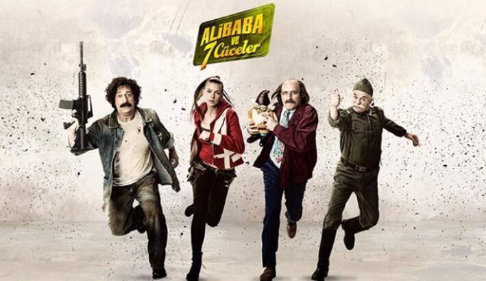 Ali Baba ve 7 Cüceler filminde kimler oynuyor?