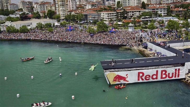 Red Bull Uçuş Günü 4 Ağustos'ta
