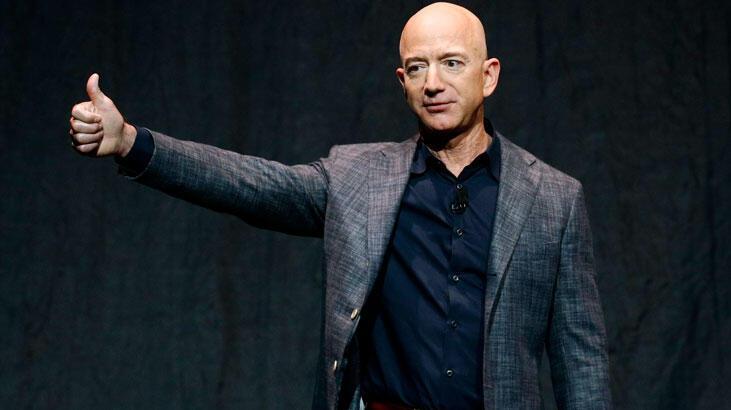 Jeff Bezos, 1.8 milyar dolar değerinde Amazon hissesi sattı
