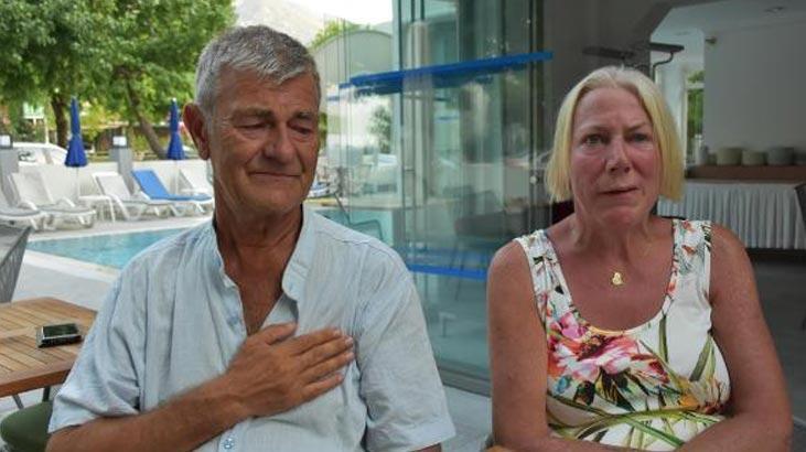 İrlandalı çifte dehşeti yaşattılar!