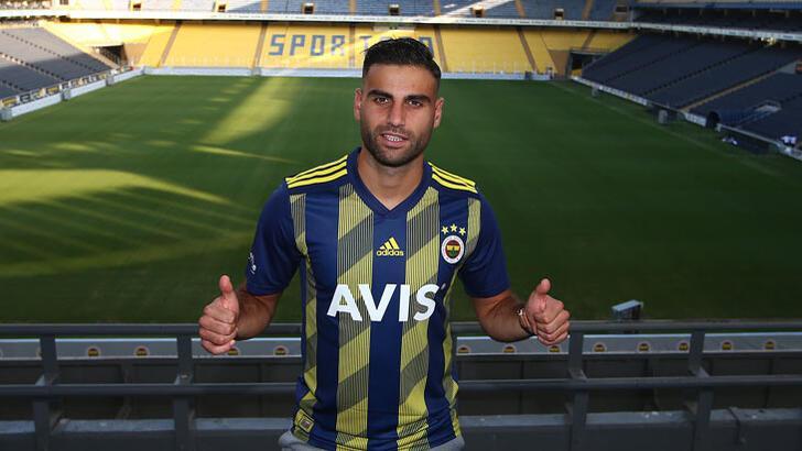 Fenerbahçe, Deniz Türüç'ü açıkladı!