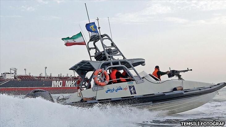 Körfez'de yeni kriz! İran el koydu