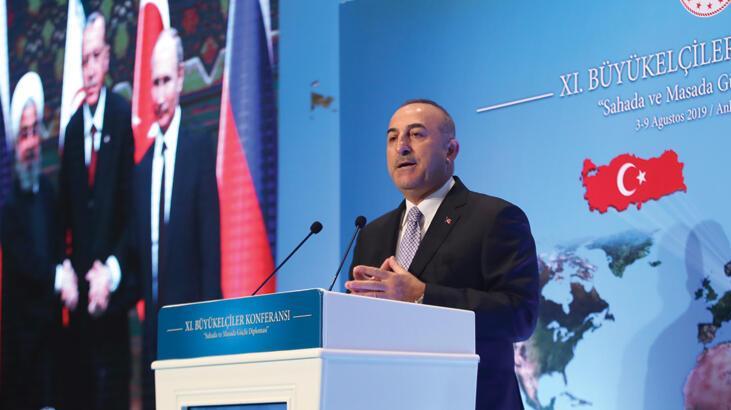 Bakan Çavuşoğlu, 'Yeniden Asya' açılımı duyurdu: Bugün ilan ediyoruz