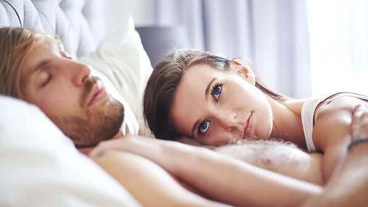 Cinsel problemler ilişkilerin bozulmasına yol açıyor!