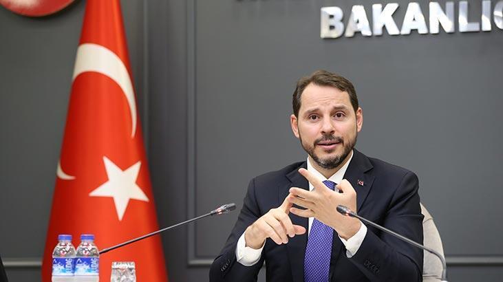 Bakan Albayrak'tan İvme Finansman Paketi'yle ilgili açıklama