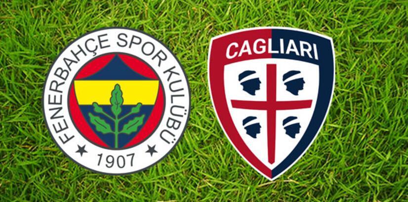 Fenerbahçe-Cagliari maçı ne zaman saat kaçta hangi kanalda?