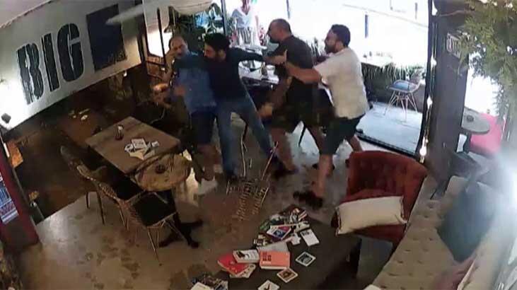 İstanbul'da baltalı saldırgan dehşeti!