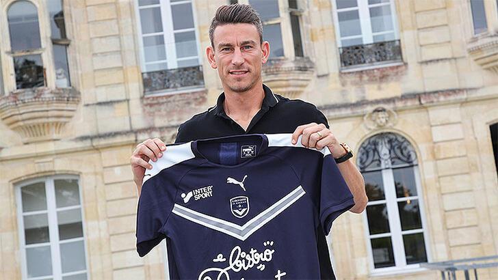 Laurent Koscielny, Bordeaux'ta