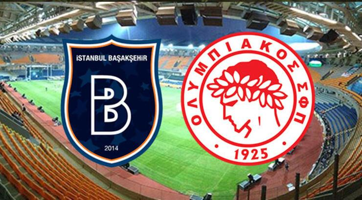 Başakşehir Olympiakos Şampiyonlar Ligi eleme maçı ne zaman saat kaçta hangi kanalda canlı yayınlanacak?