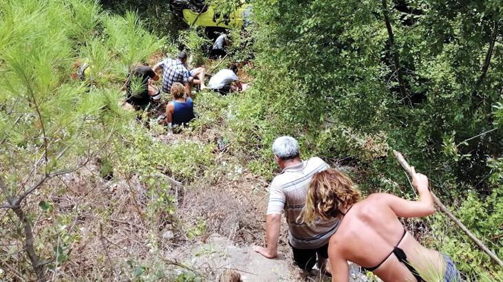 Safaride dehşeti yaşamışlardı! Kimliği belli oldu