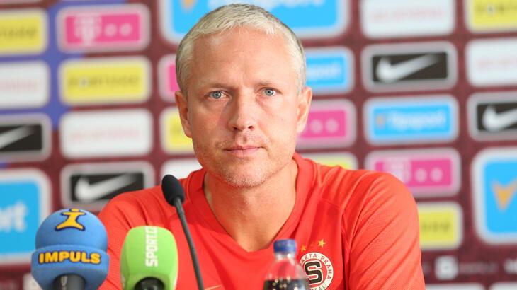 Sparta Prag Teknik Direktörü Jilek: Semih Kaya'dan bilgi aldık