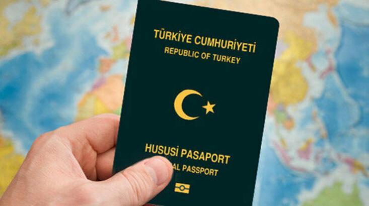 Hususi pasaport nedir, nasıl alınır? Hususi (Yeşil) pasaportu kimler alabilir?