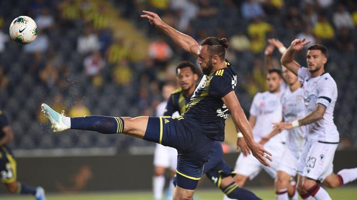 Fenerbahçe - Cagliari: 2-2