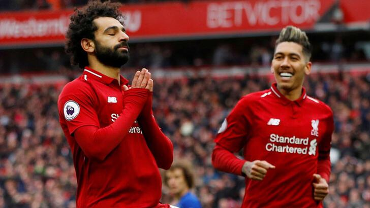 İngiltere'de perdeyi Liverpool açıyor