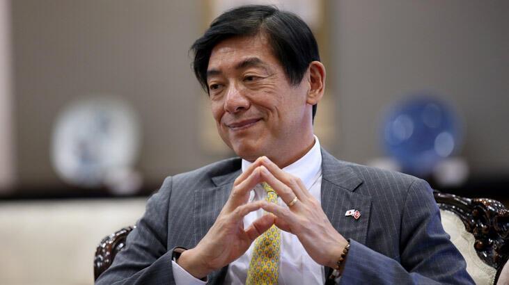 Çavuşoğlu'na Japonya'nın yabancılara verdiği en yüksek nişan