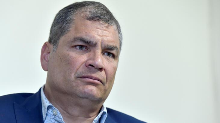 Eski Ekvador Devlet Başkanı için tutuklama kararı